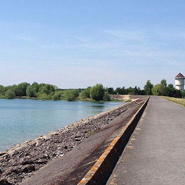Randonnée Lac du Der